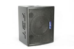 FBT PSR212M (2 pcs) + amp